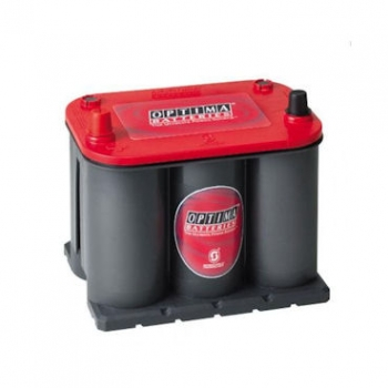 Optima Red Top RTS- 3.7 12V 44Ah Starterbatterie