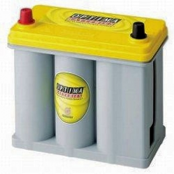 Optima Yellow Top YT S - 2.7, 12V 38Ah AGM Batterie
