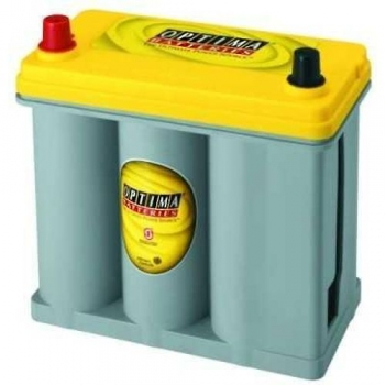 Optima - Yellow Top YT S - 2.1 6V 55Ah AGM Batterie