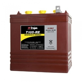 Trojan Batterie T105-RE 6V 250Ah